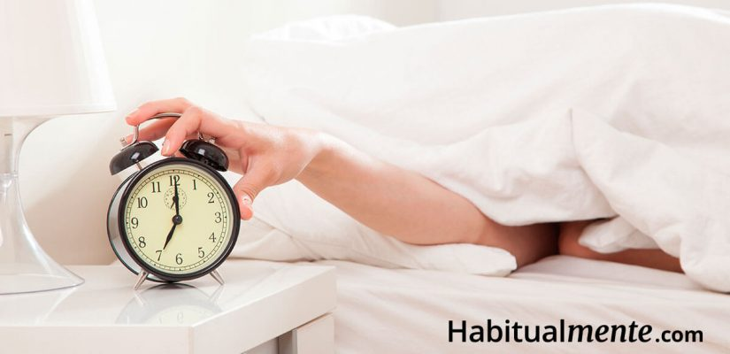 Como levantarte más temprano en 5 fáciles pasos