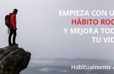 Descubra qual é o seu hábito rocha e melhora a tua vida facilmente