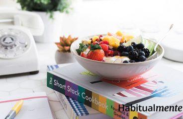 Começa a mudar seus hábitos de alimentação em 2 minutos