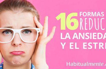 Infográfico: 16 formas não convencionais para reduzir a ansiedade e o estresse