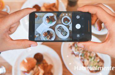 Assuma o controle do que você come e baixa de peso, com apenas tirar fotos – Habitualmente
