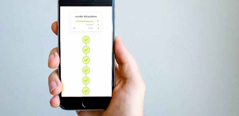 Logra tus metas con una técnica de 2 pasos (incluye app móvil gratis)