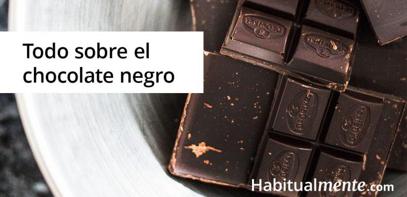 Todo sobre el chocolate negro (deliciosamente basado en ciencia)