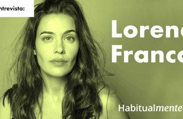 Lorena Franco: como escolher seu livro ideal e por que o tempo inspira